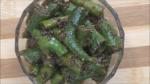 हरी मिर्च का इंस्टेंट अचार– Instant Green Chilles Pickle
