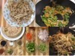बची हुई रोटी के नूडल्स - Leftover Chapati Noodles