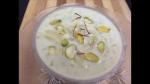 शकरकंद की खीर Shakarkand ki kheer – Sweet Potato Kheer