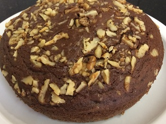 how to make fruit cake in pressure cooker in hindi